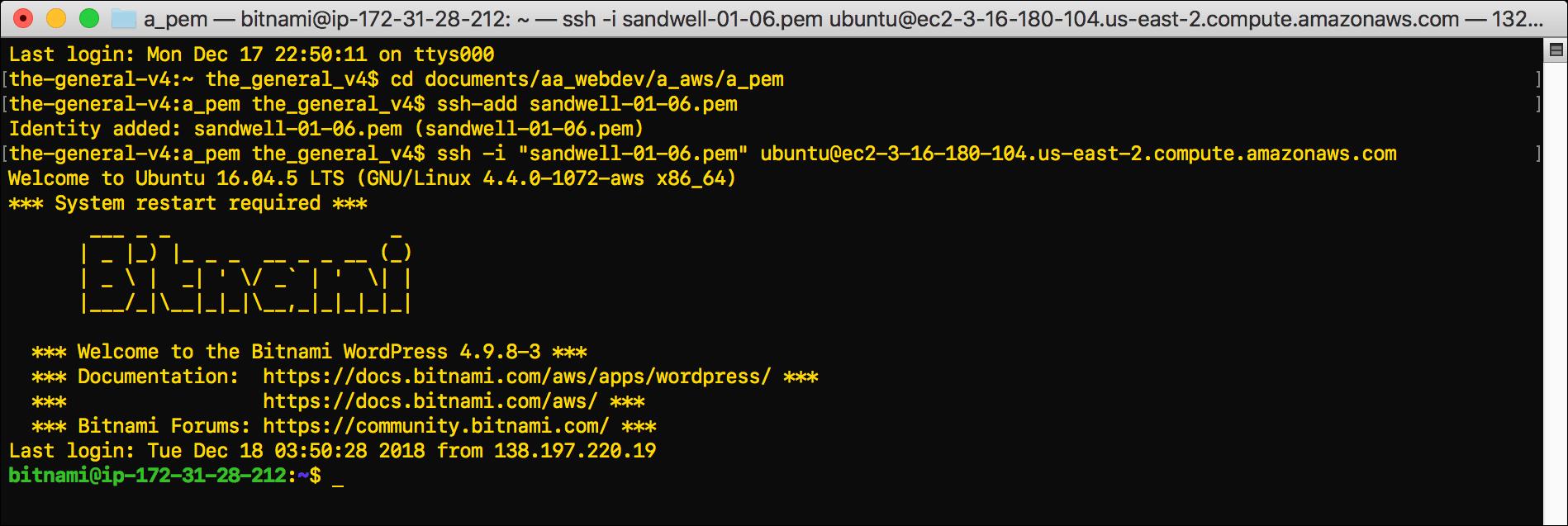 Install a Let's Encrypt SSL/TLS Certificate on an AWS EC2