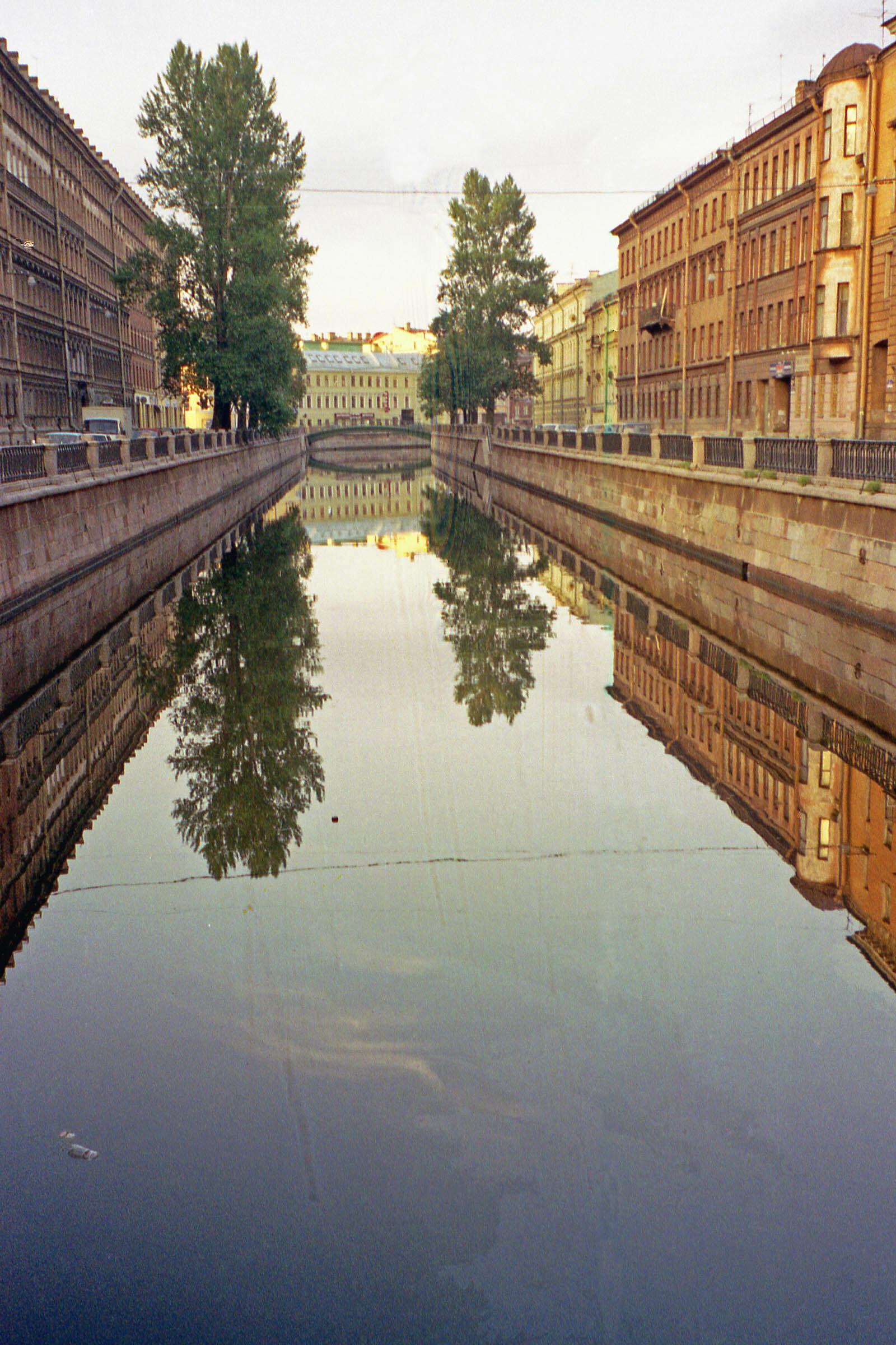 Kanal Griboiedieva, St. Petersburg, Russia, 2003.